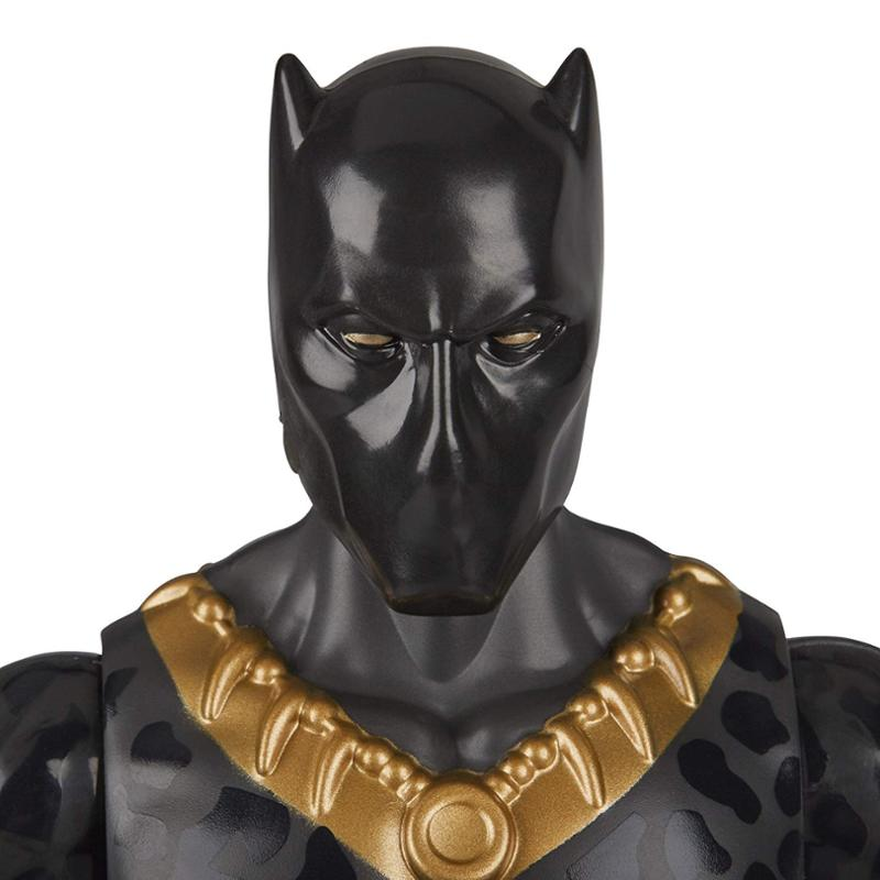 Marvel-Black Panther Erik Killmonger, 12 Inch