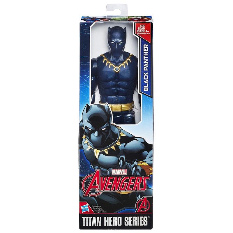 Marvel-Black Panther-12 Inch