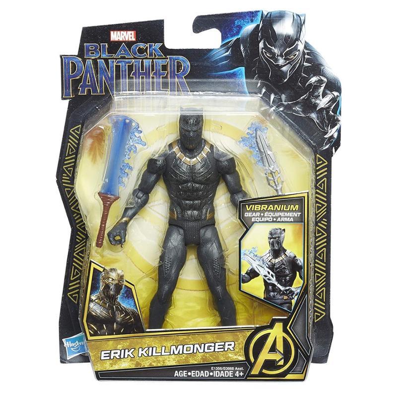 Black Panther Erik Killmonger 6 Inches