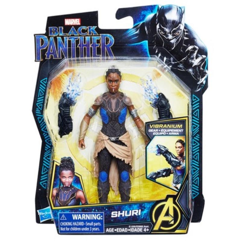 Black Panther Shuri 6 Inches