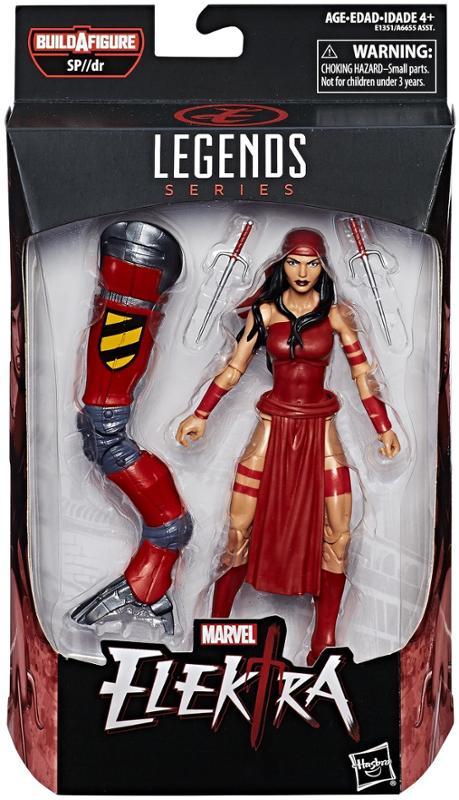 Marvel Legends Series Elektra 6 Inches