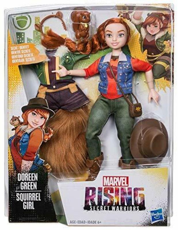 Marvel Secret Identity Doreen Green Action Figure - Squirrel Girl