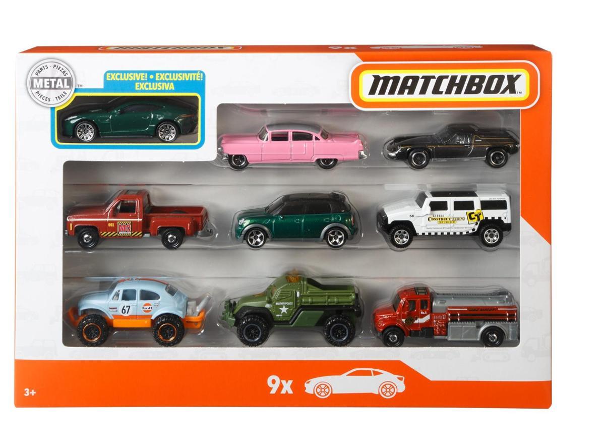 Matchbox Vehicle Set