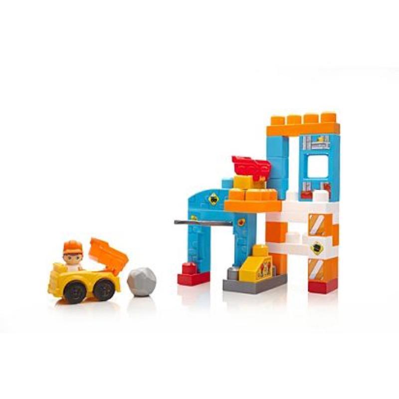 Mega Bloks Work Site