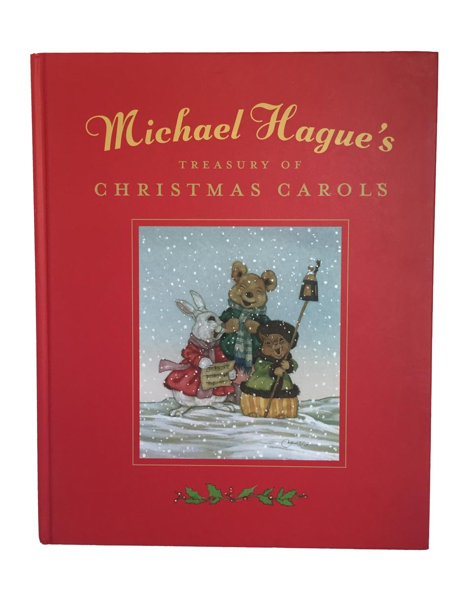 Michael Hagues Treasury of Christmas Carols