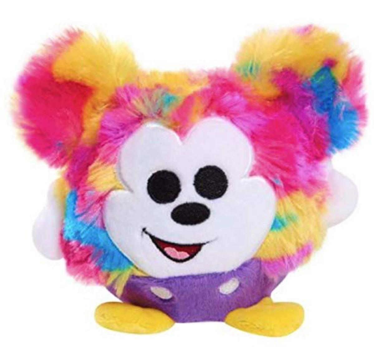 Mickey Slow Rising Plush Squeezable