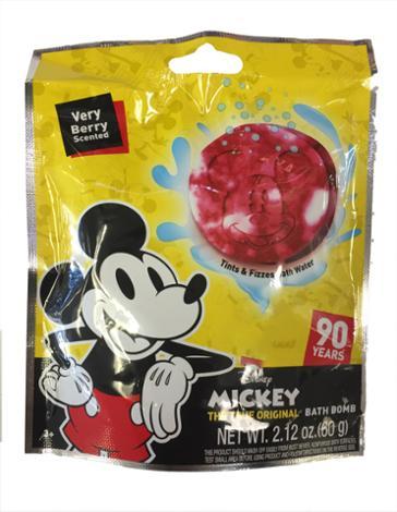 Mickey Mouse Bath Bomb