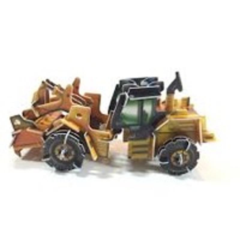 Miniature 3-D Puzzle - Loader