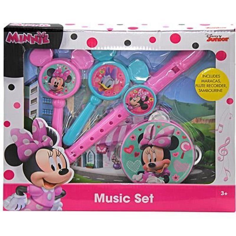 Minnie Basic Music Set