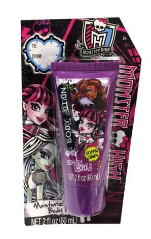Monster High Moisturizing Body Lotion