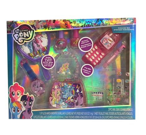 My Little Pony Cosmetic Set with Purse and Phone