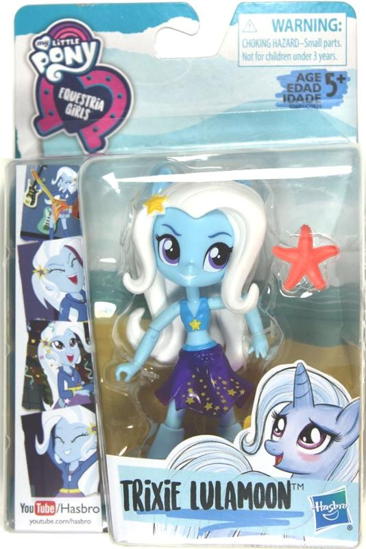 My Little  Equestria Girls Trixie Lulamoon