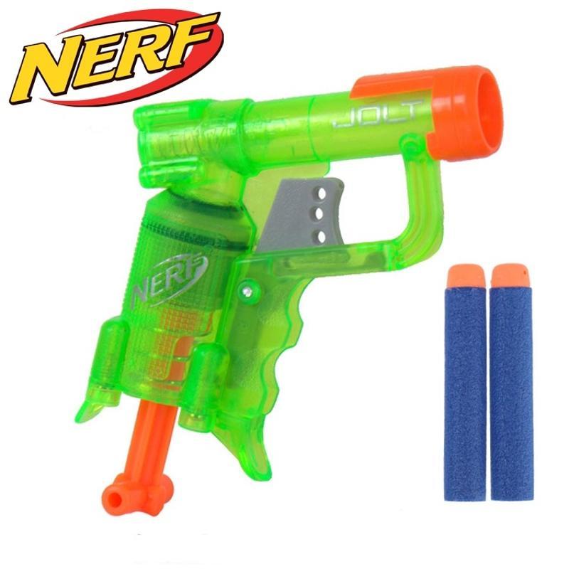 Nerf Jolt Green