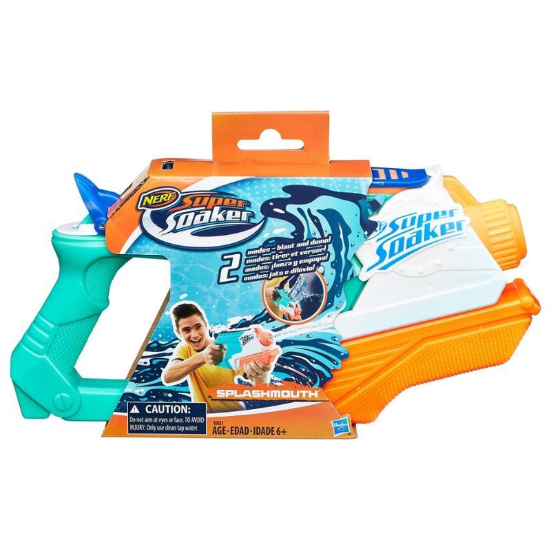 Super Soaker Splashmouth Blaster