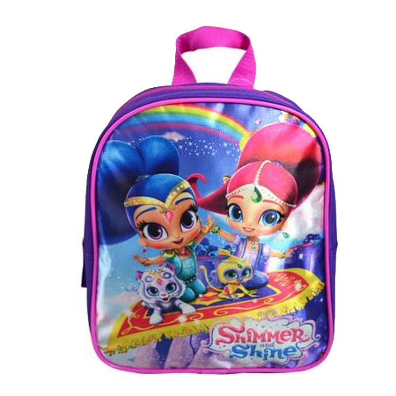 Shimmer and Shine 10 Inch Backpack