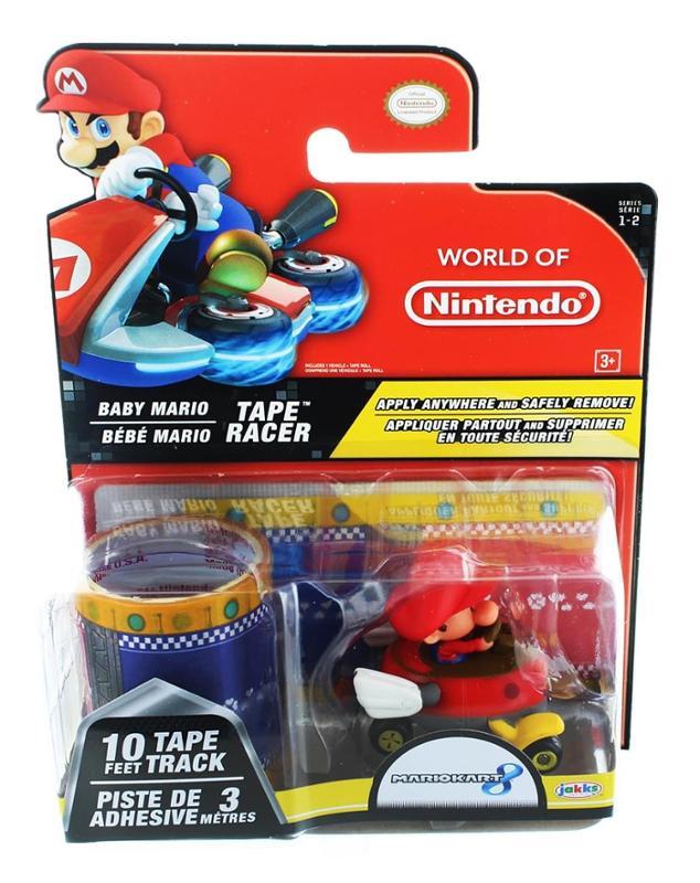 Nintendo Tape Racer - Baby Mario