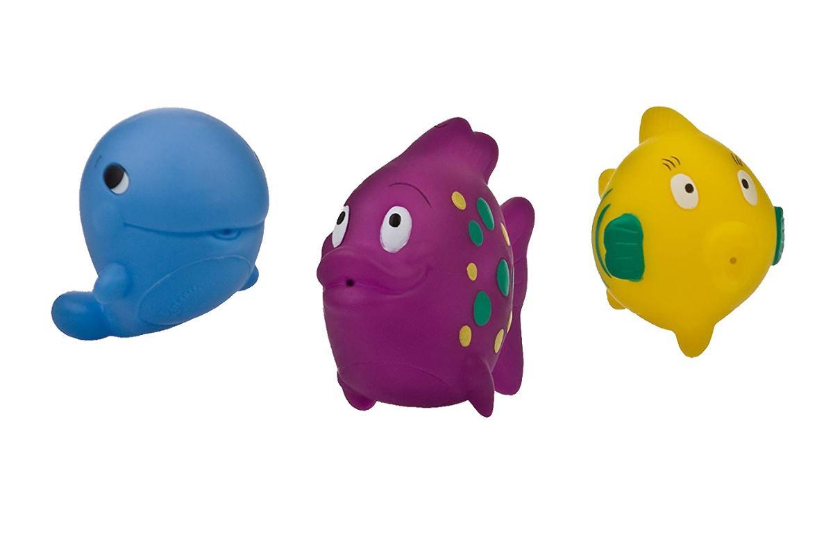 Fun Fish Bath Squirters