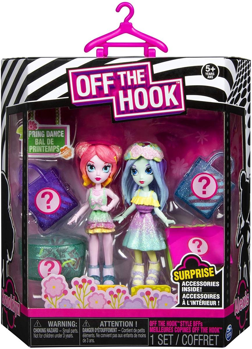 Off The Hook Style BFF's Spring Dance Brooklyn And Alexis