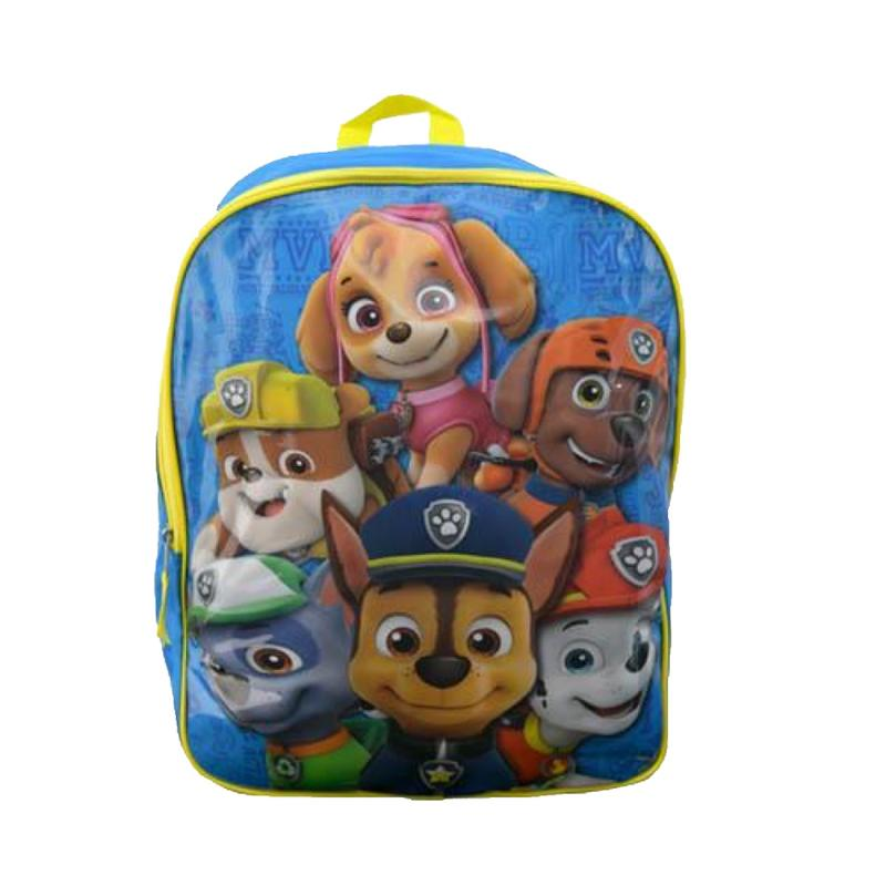 Paw Patrol Backpack, 15 Inch