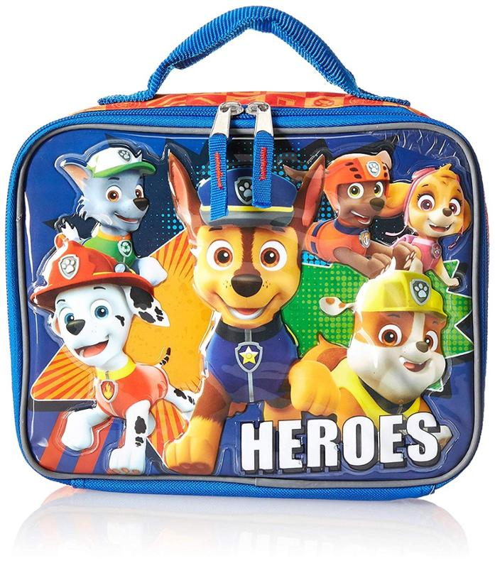 Paw Patrol Lunch Tote