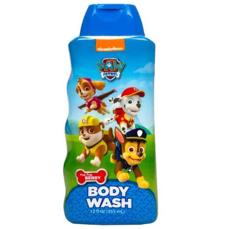 Paw Patrol Pup Pup Berry Body Wash