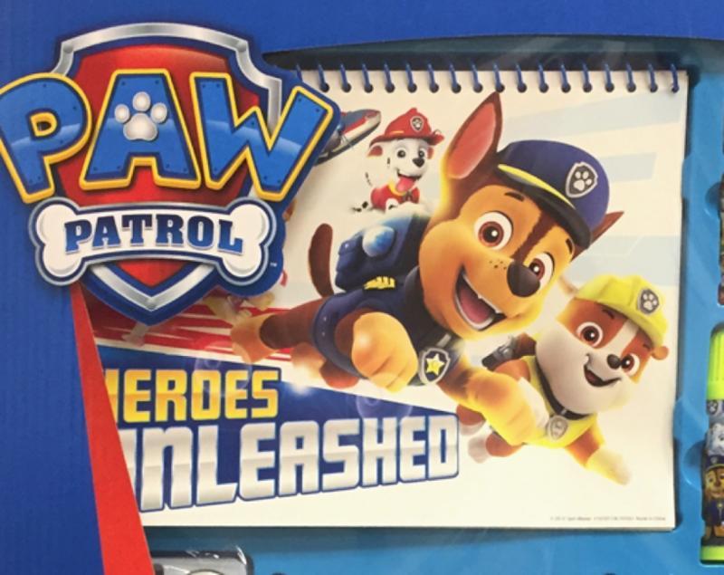 Paw Patrol Ultimate Art Activity Set