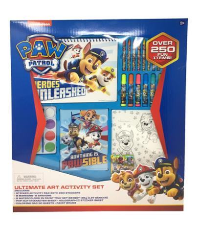 Paw Patrol Ultimate Art Activity Set