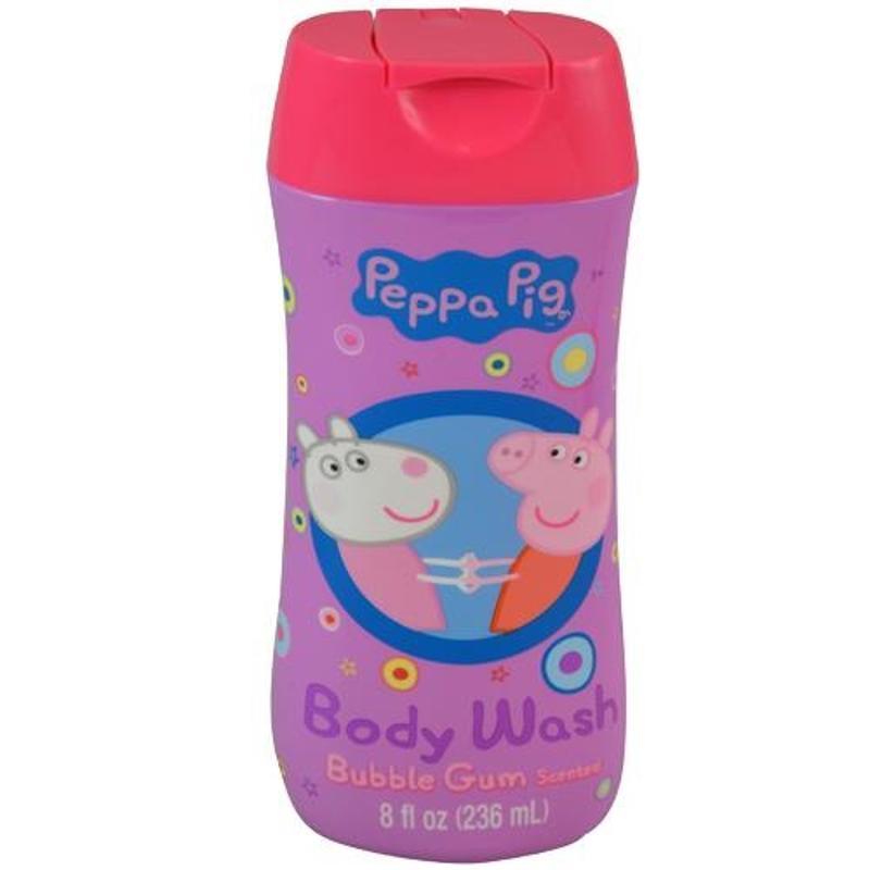 Peppa Pig  Bubble Gum Body Wash