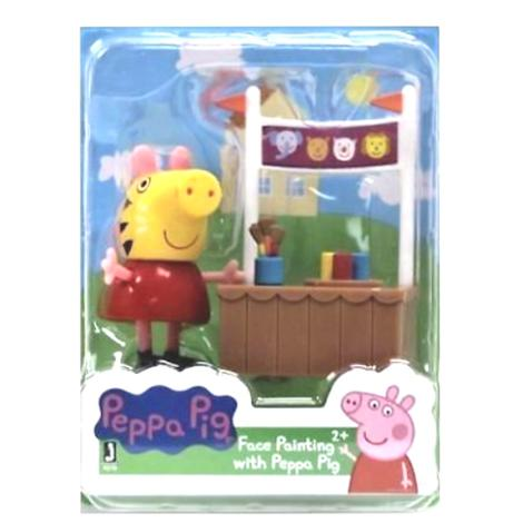 Peppa Pig Friends and Fun Face Painting With Peppa Pig