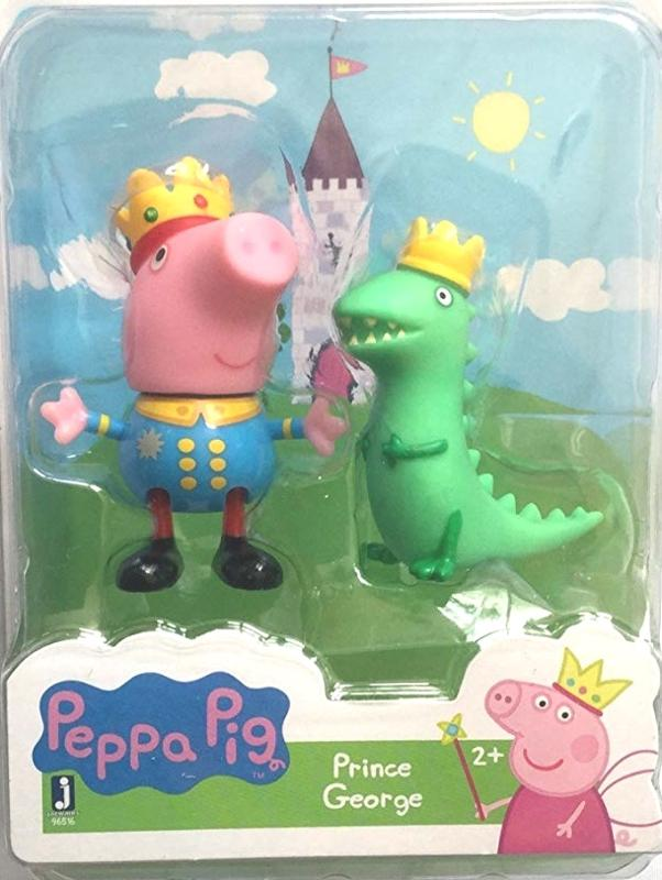 Peppa Pig Friends and Fun Prince George