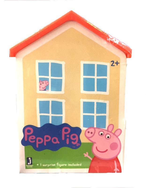 Peppa Pig Blind Figure House
