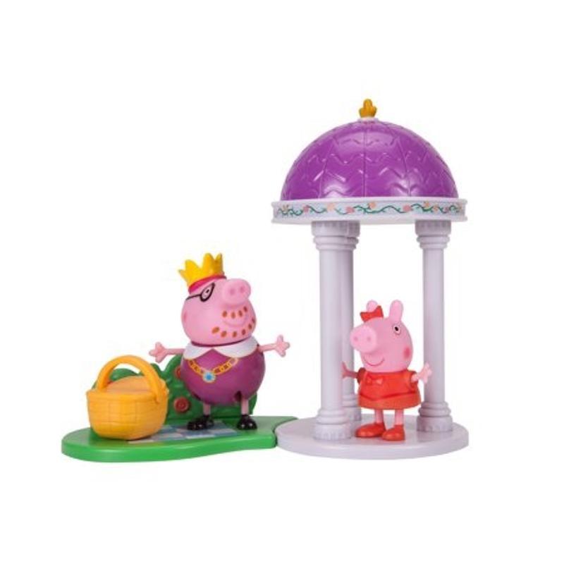 Peppa Pig Royal Picnic Play Set