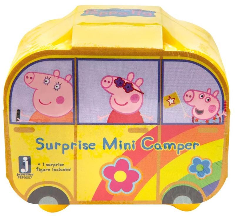 Peppa Pig Surprise Mini Camper