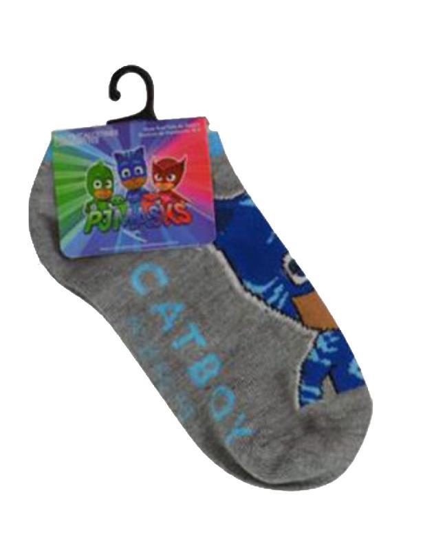 PJ Masks Kids Anklets Socks Catboy