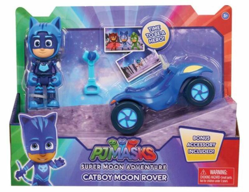 PJ Masks Super Moon Adv Space Catboy Moon Rover