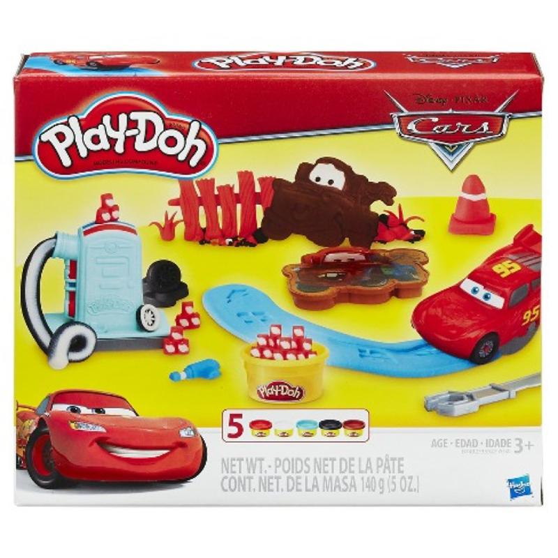 Play-Doh Cars Set