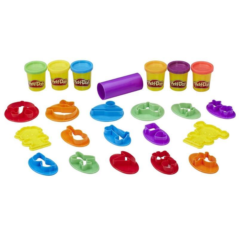 Play-Doh Shape A Story