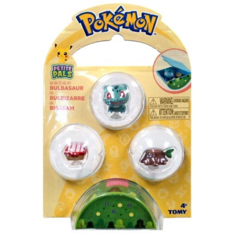 Pokemon Petite Pals Bulbasaur
