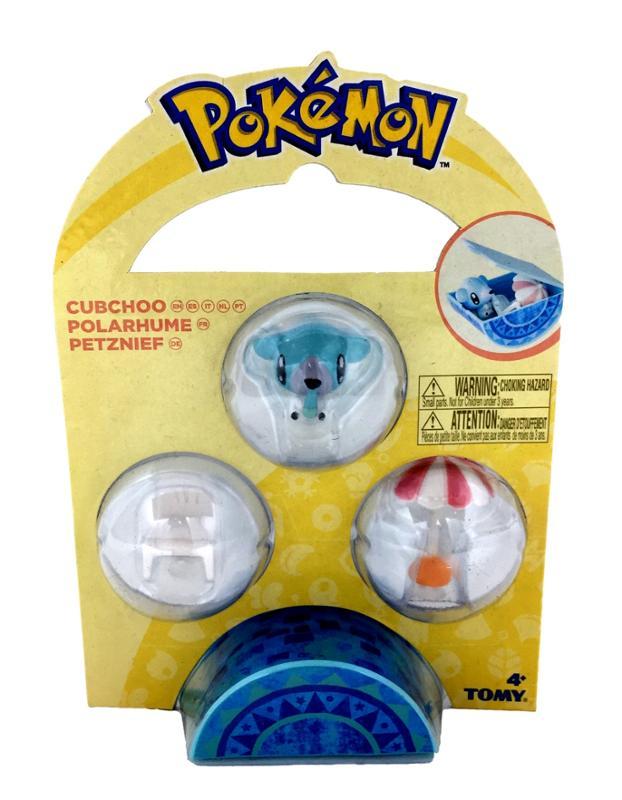 Pokemon Petite Pals Cubchoo