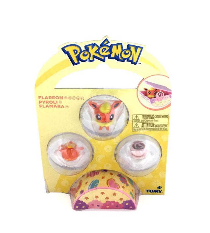 Pokemon Petite Pals Flareon
