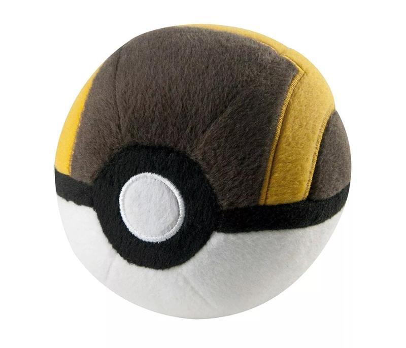 Pokemon Poke Ball 5 Inch Plush Ultra Ball