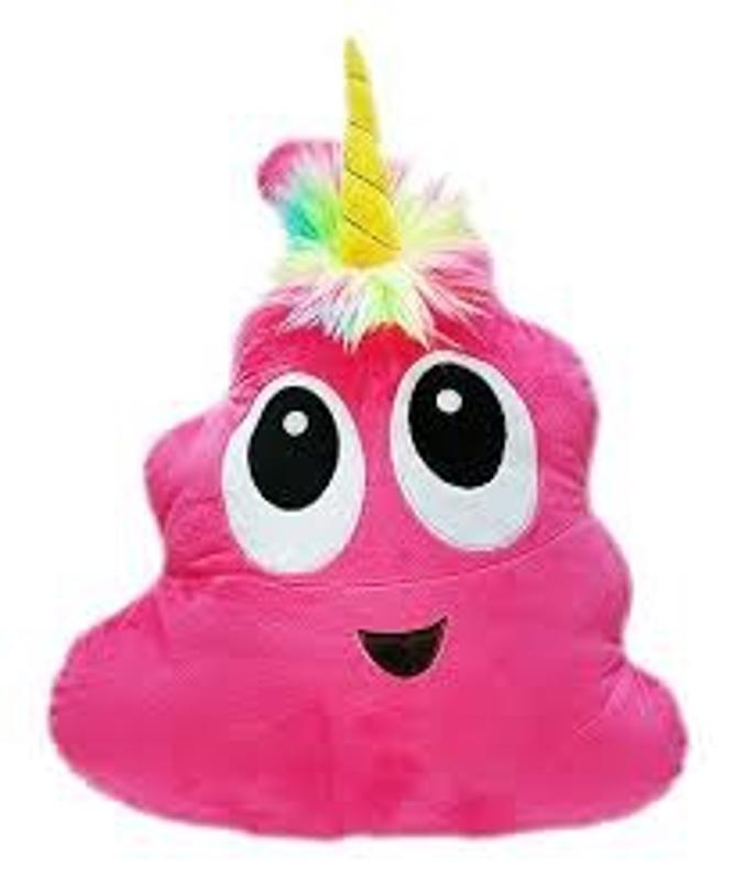 Poonicorn Pink Plush 16 inches
