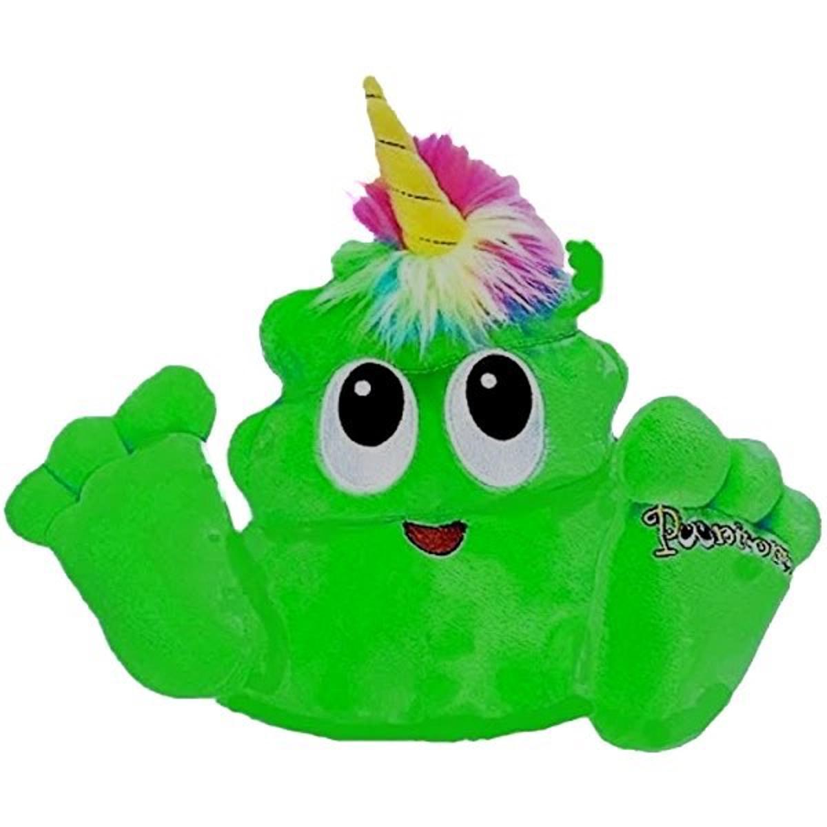 Poonicorn Plush Green
