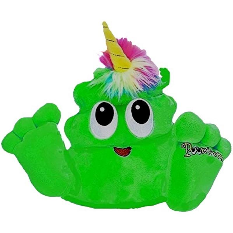 Poonicorn Plush Green