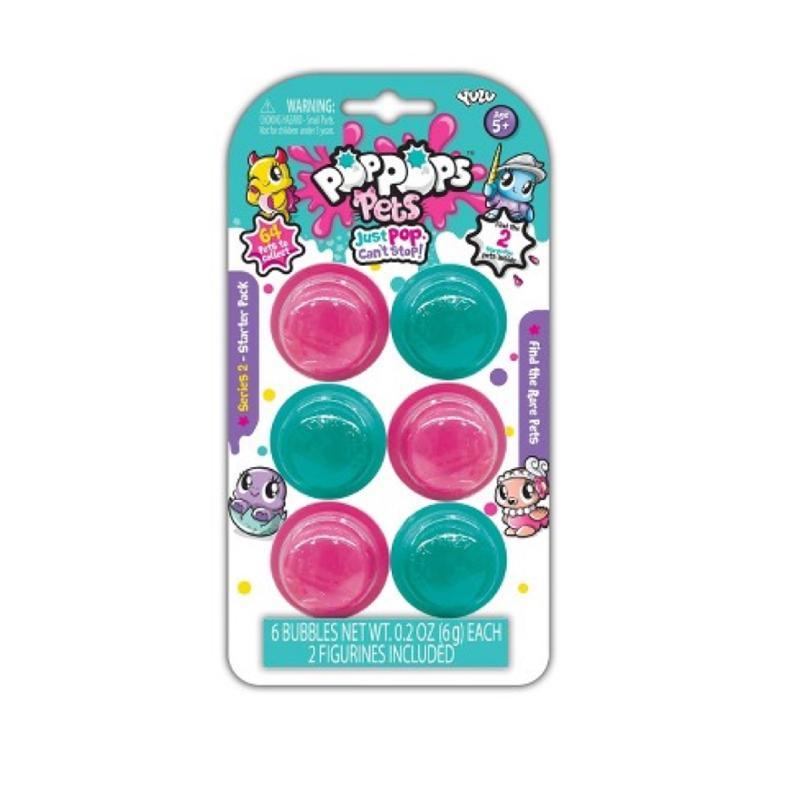 Pop Pops Series 2 Pets Starter Pack