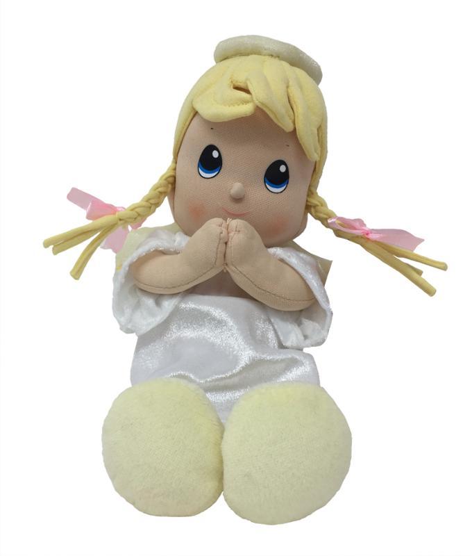 Prayer Pal Talking Plush Angel Girl