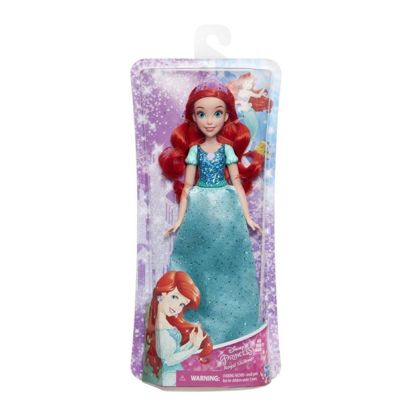 Princess Royal Shimmer Ariel Fashion Doll