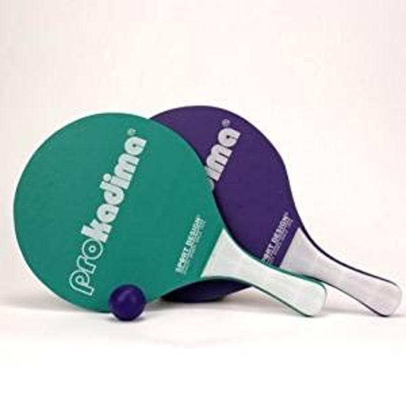 Pro Kadima Beach Paddle Purple and Green