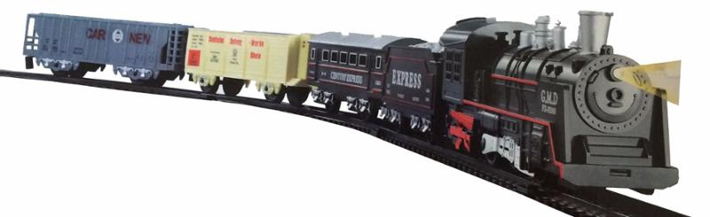 Rail King Intelligent Classical Train Set