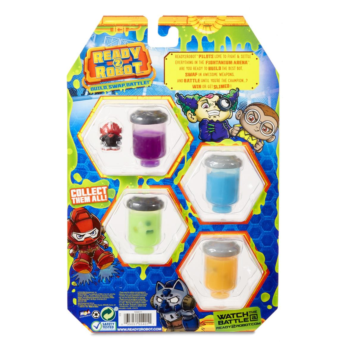 Ready2robot  Slime Squad Style 2
